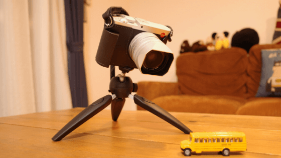 Manfrotto PIXI EVO 画像